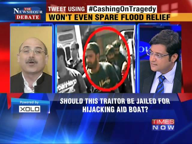 The Newshour Debate: Traitor capitalises on tragedy - Part 1 (15th September 2014)
