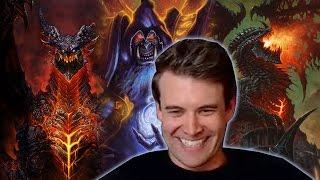(Hearthstone) Dragonlord VS Dragonmaster