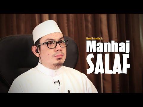 Ceramah Umum: Manhaj Salaf - Ustadz Ahamad Zainuddin, Lc