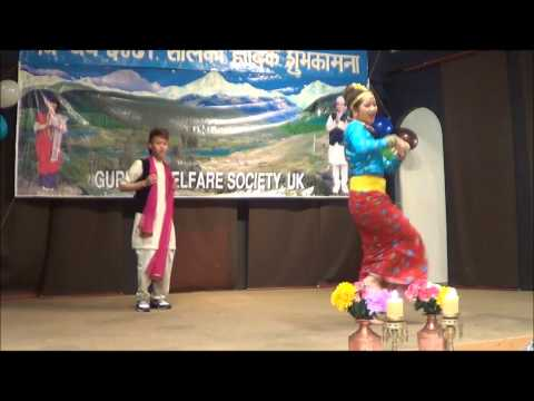 Mohani Lagla Hai-new Year 2071 (gwsuk) video