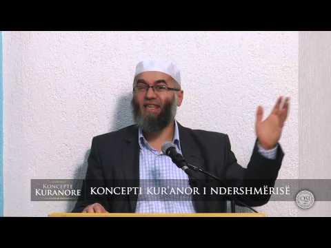 10 - Koncepti Kur'anor i ndershmërisë - Ekrem Avdiu