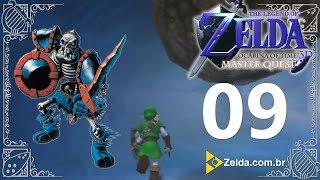 Zelda: Ocarina of Time 3D (Master Quest) #09 - Caverna de Gelo (Ice Cavern)