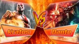 YouTube Musica Zarcort : Kratos Vs Dante
