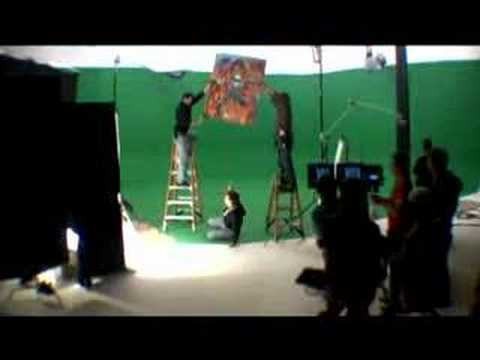 Behind the Scenes with Michel Gondry