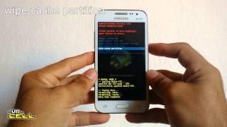 Hard Reset no Samsung Galaxy Win 2 (SM-G360BT) #UTICell
