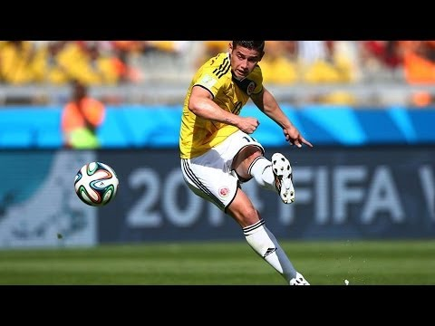 FIFA World Cup 2014  Colombia vs. Greece  3 --- 0