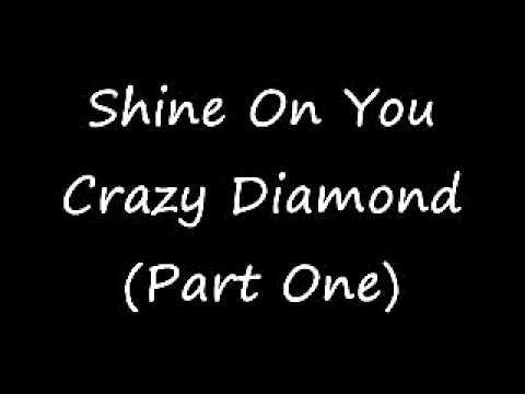 Spartiti shine on you crazy diamond (part 1-7) pink floyd