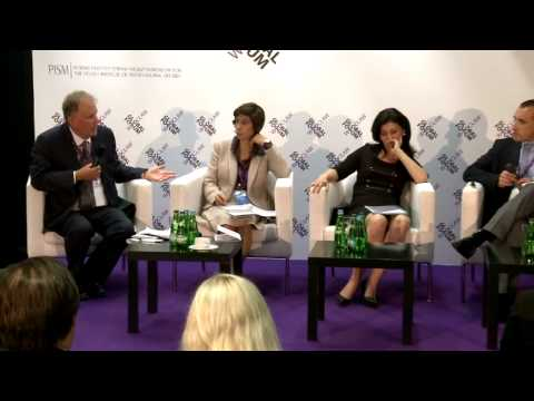 Wroclaw Global Forum 2013 - Europe's Future Energy Mix?