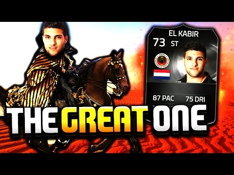 El Kabir The Great One! Fifa 15 Ultimate Team video