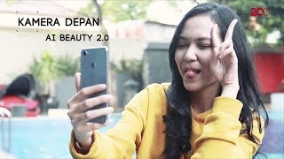 Review Oppo F7, Kamera Depannya 25 Megapiksel!!