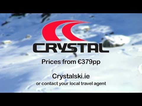 Crystal Ski - Winter skiing and snowboarding holidays in Europe