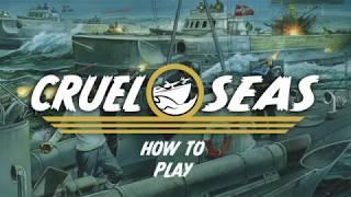 Cruel Seas Play Through