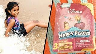 Happy Beach Time | Disney Happy Places Surprise