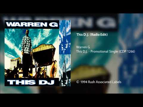 Warren G - This D.J. (Radio Edit)