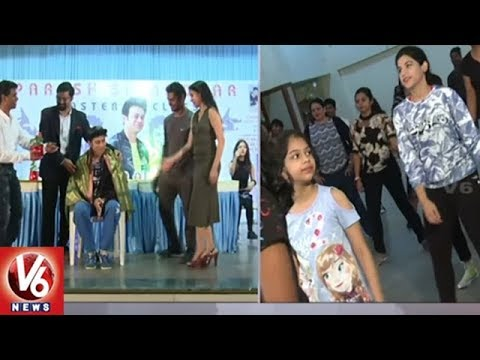 Magician Samala Venu Participates In Children Dance Workshop Closing Ceremony | V6 News