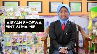 Calon Anugerah Nilam Kebangsaan SRBM Johor 2018