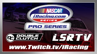NASCAR iRacing.com Pro Series Presented by Double Clutch R3 | Homestead Miami