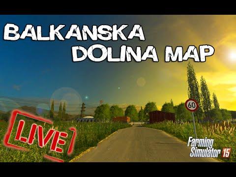 FARMING 15 LIVE Balkanska dolina