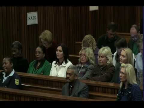Oscar Pistorius Trial: Monday 7 July 2014, Session 3