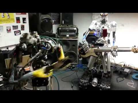 Banda de robots