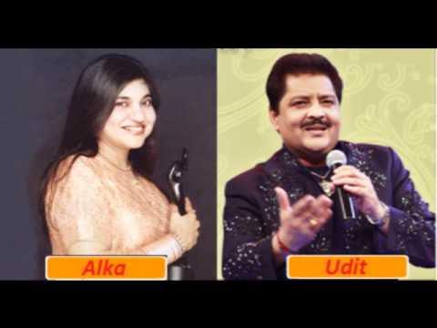 Udit Narayan Alka Yagnik Romantic Duet - Dekha Tumko To Yeh...