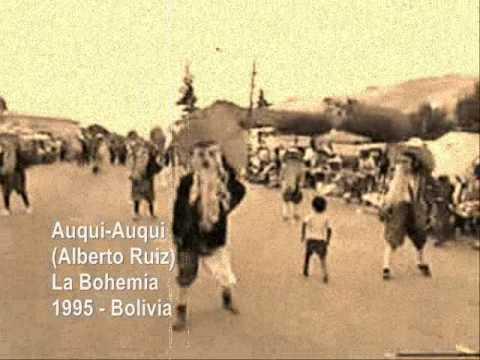 Auqui Auqui - La Bohemia