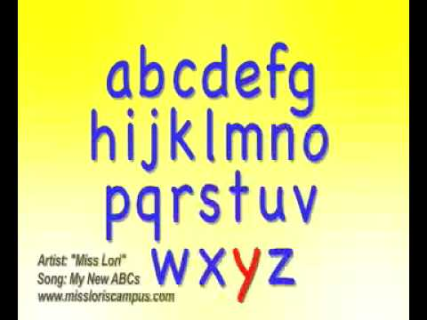 """Miss Lori's CAMPUS educational music video """"My New ABCs"""""""