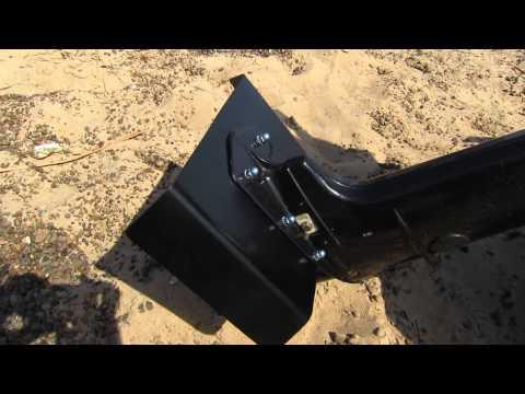аквакрыло на лодочный мотор