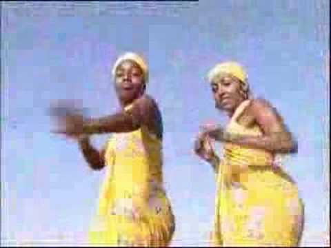 African & Somali Girls Dance