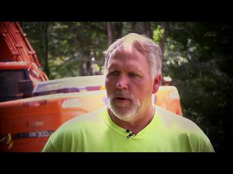 Doosan Real Work Stories: John Anderson With Crawler Excavator