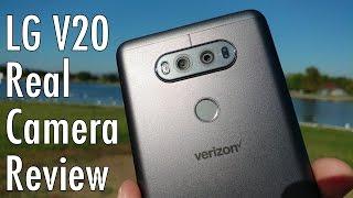 LG V20 Real Camera Review: 2 sensors, 3 mics, and a ton of control | Pocketnow