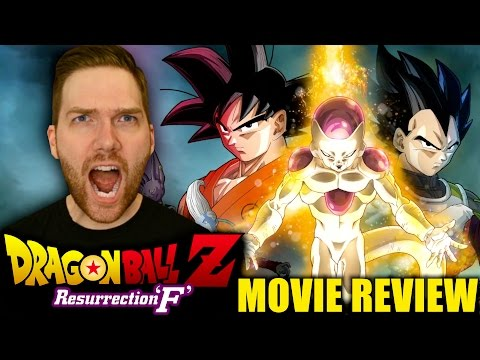Dragon Ball Z: Resurrection 'F' - Movie Review