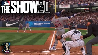 7/8: Mets vs. Yankees - MLB the Show 20