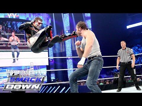 Intercontinental Contender Gauntlet Match – Part 1: SmackDown, March 19, 2015