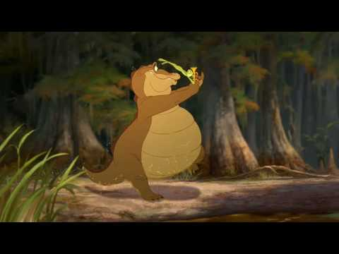 The Princess and the Frog featurette - A Ribbiting Romance