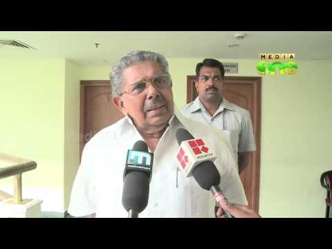 Vayalar Ravi against P.C George