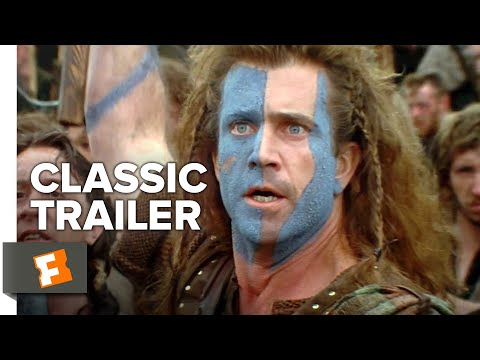 Braveheart (1995) Trailer #1   Movieclips Classic Trailers