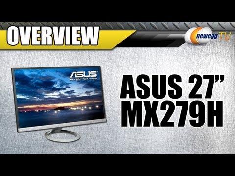Newegg TV: ASUS MX279H 27