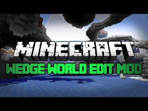 Minecraft: Mody 1.2.5 - Wedge World Generator
