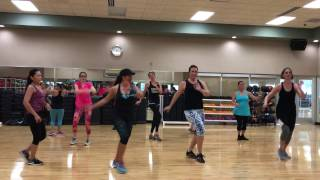 Rockabye - Clean Bandit ft. Sean Paul & Anne- Marie - Dance Fitness with Leilani Wilson