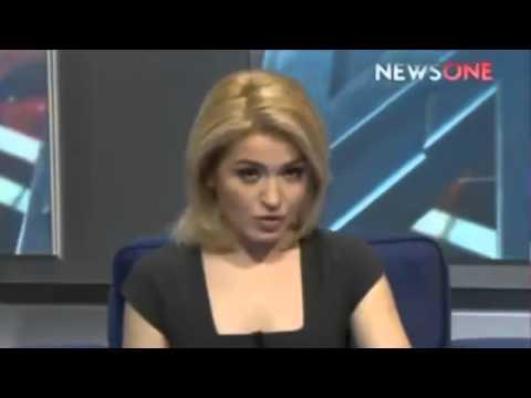 """Правда прорывается на укр ТВ  Военный историк и журналист пытается """"открыть глаза"""" украинцам"""