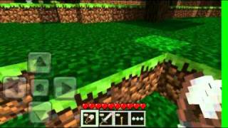 [Let's Play] Minecraft Pocket Edition 0.2.0 - Xperia Neo