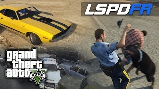 LSPDFR SP E42 - Day in the Life of the Sheriff (CVPI)