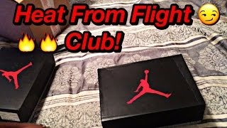 Unboxing From Flight Club