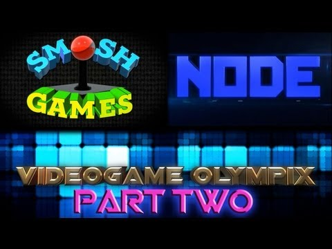 Smosh Games & NODE - Videogame Olympix Part 2!