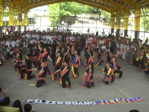 Iii-platinum Piliin Mo Ang Pilipinas By Angeline Quinto Interpretative Dance (finals) video