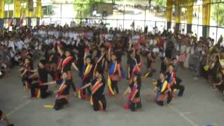 III-Platinum Piliin Mo Ang Pilipinas by Angeline Quinto Interpretative Dance (Finals)