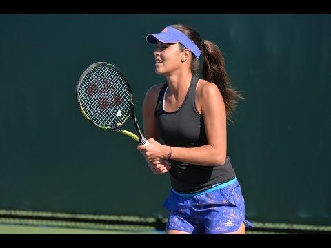 Ana Ivanovic - 2015 Miami Open practice