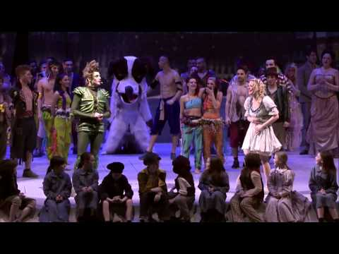 Peter Pan Marriage Proposal At Sse Hydro In Glasgow video