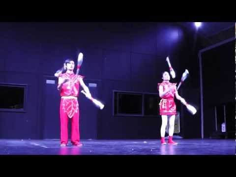 Flaming Phoenix Entertainment - Duo Juggling Act